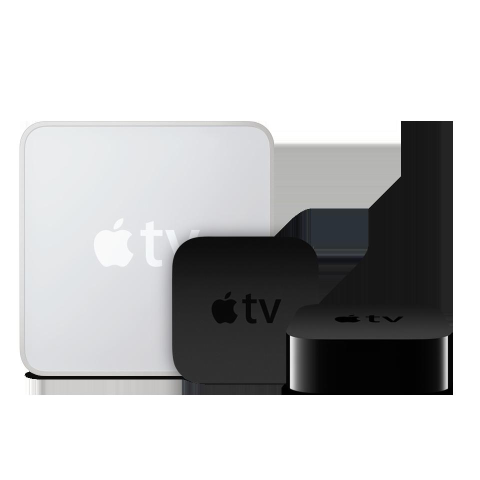 Dépannage Apple TV