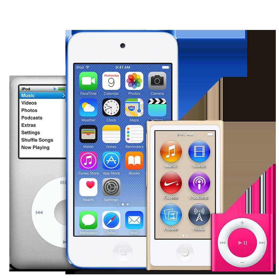 Dépannage iPod